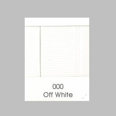 000 Off White Grosgrain Ribbon