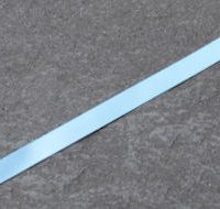 Blue Mist double faced satin ribbon