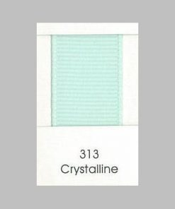 313 Crystalline Grosgrain Ribbon