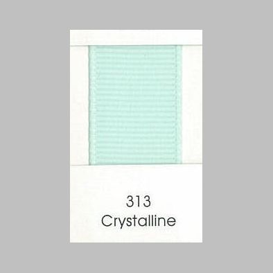 313 Crystalline Grosgrain Ribbon