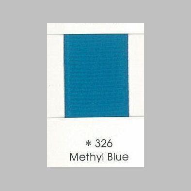 326 Methyl Blue Grosgrain Ribbon Sarah Lauren