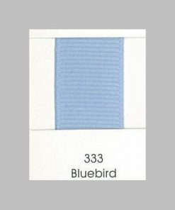 333 Bluebird Grosgrain Ribbon