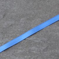 350 Royal blue double faced satin ribbon