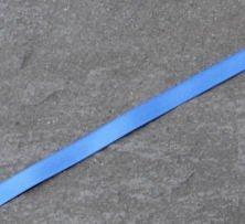 350 Royal blue double faced satin ribbon