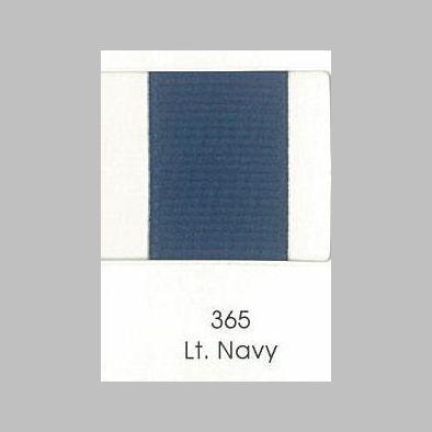 365 Lt Navy Blue Grosgrain Ribbon