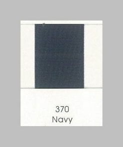 navy Grosgrain Ribbon 370