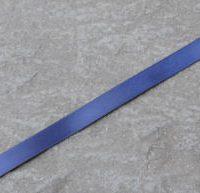 navy blue double faced satin ribbon