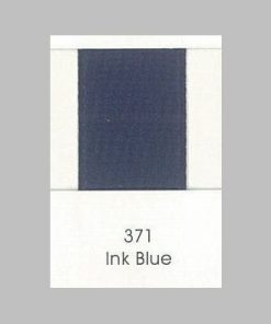 371 Ink Blue Grosgrain Ribbon