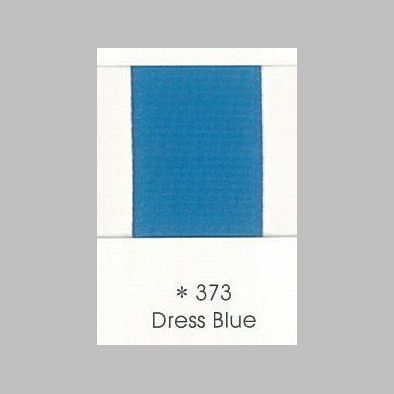 373 Dress Blue Grosgrain Ribbon