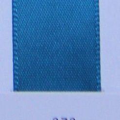 373 Dress Blue double faced satin ribbon