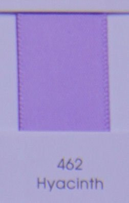 462 Hyacinth double faced satin ribbon
