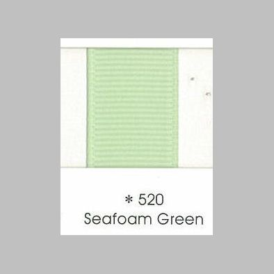 520 Seafoam Grosgrain Ribbon