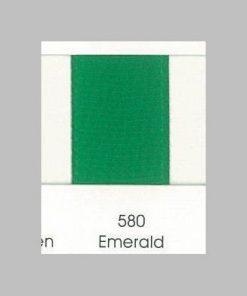 580 Emerald Grosgrain Ribbon