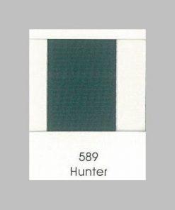 589 Hunter Green Grosgrain Ribbon Bottle Green Grosgrain Ribbon
