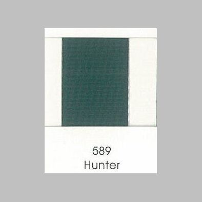 589 Hunter Green Grosgrain Ribbon Bottle Green Grosgrain Ribbon
