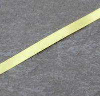 640 Lemon double faced satin ribbon