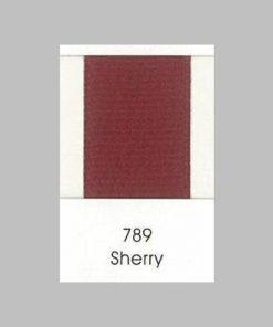 789 Sherry Grosgrain Ribbon
