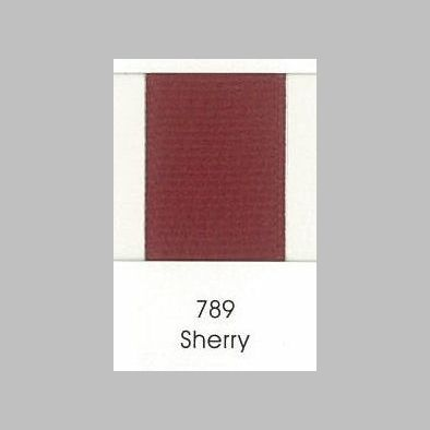 789 Sherry Grosgrain Ribbon