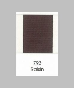 793 Raisin Grosgrain Ribbon