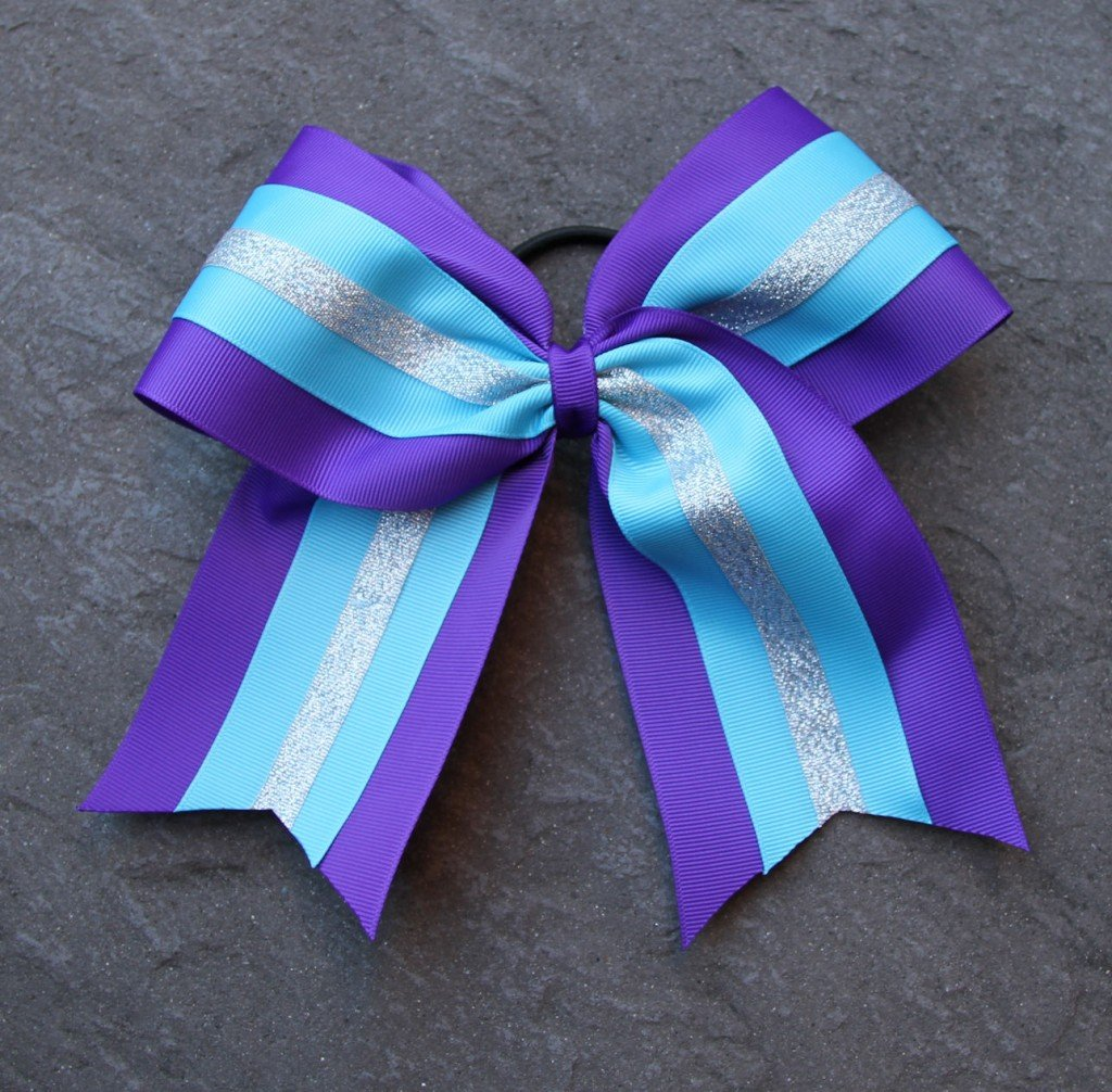 Cheerleading Bow Instructions