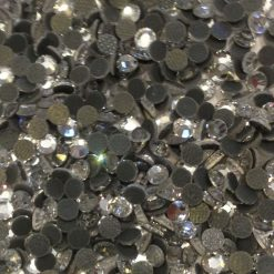 DMC Hot Fix Rhinestone Clear 10ss