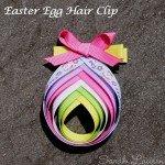 Easter Egg Hair Clip kit