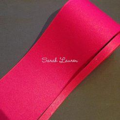Neon Pink Glitter 75mm & 9mm