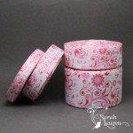 Pretty Paisley grosgrain ribbon