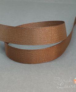 Silver Purl Ribbon Turftan 22mm