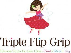 Triple flip grips Australia logo